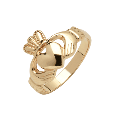 One of the most iconic and recognisable symbols of Ireland is the Claddagh Ring.