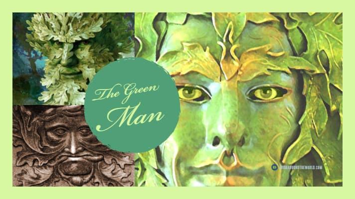 The Green Man A Celtic Symbol Of Rebirth