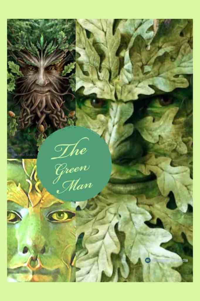 The Green Man An Anchient Celtic Symbol Of Rebirth