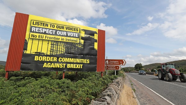 Brexit and DUP's opposition to rights put unity referendum firmly on the agenda