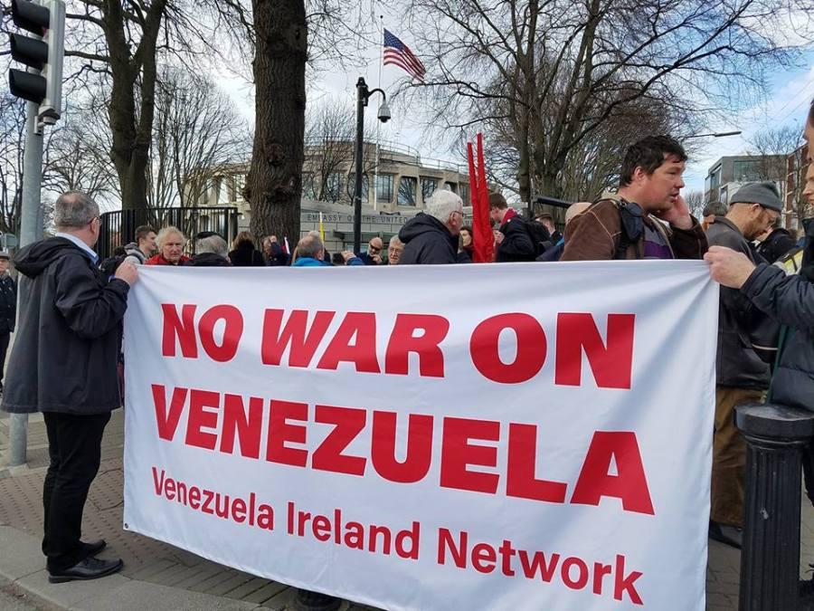 Venezuela's oil reserves are behind Trump's sudden 'humanitarianism'