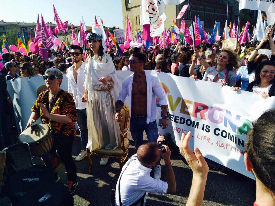 Undercover at a global gathering of right-wing religious fundamentalists