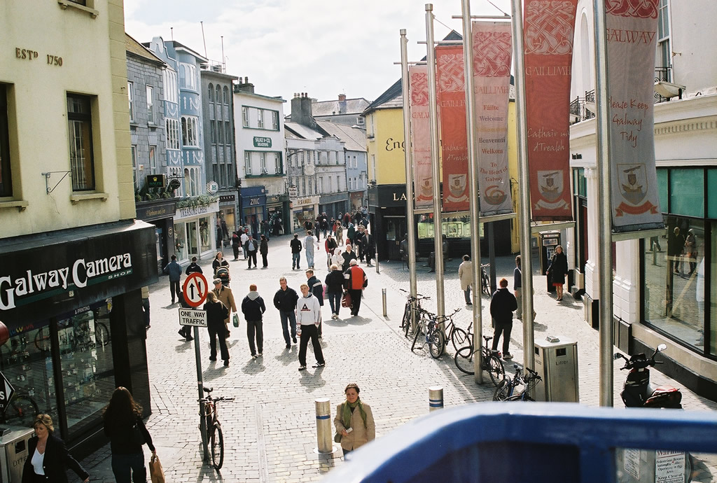 Explore the best of Ireland's cities including Ennis, Galway, Clifden