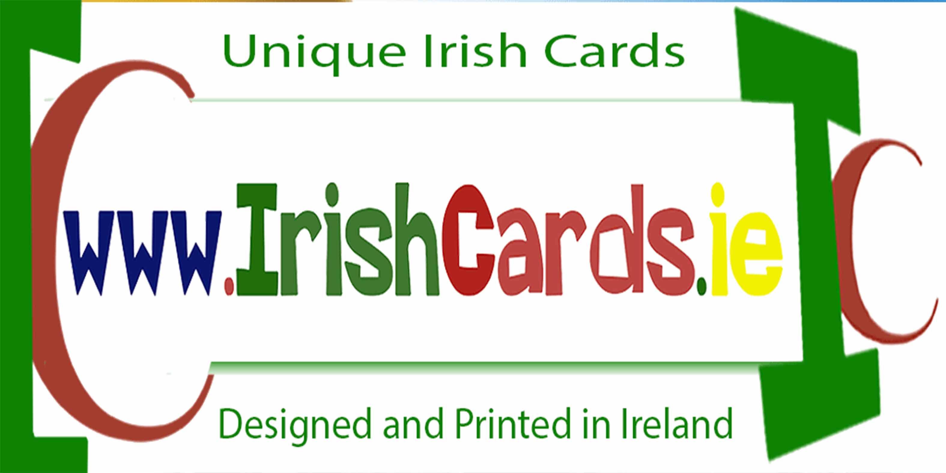 Irish Cards Banner