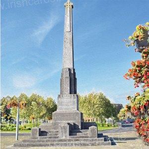 Memorial Statue - Midleton