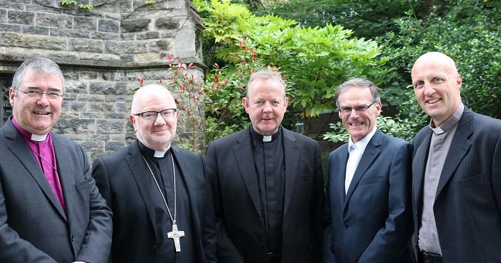 Halt paramilitary violence, Church leaders urge