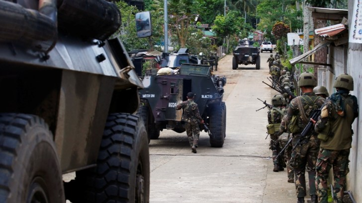 Extremism still threat in liberated Philippines city