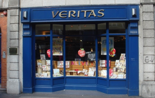Veritas returns to profitability