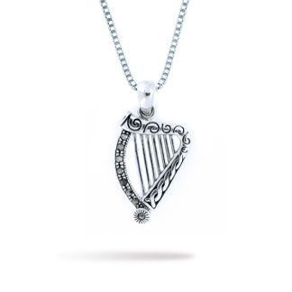 irish_harp_with_marcasite