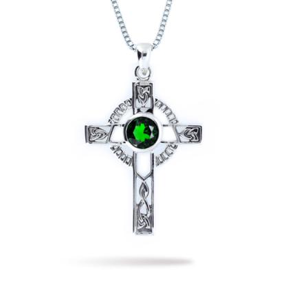 ladies_gemstone_cross_with_emerald_quartz