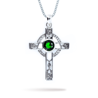 ladies_gemstone_cross_with_emerald_quartz