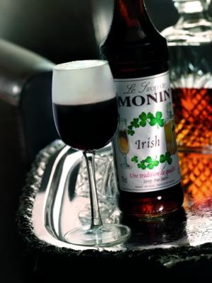 Sirop Monin : Irish