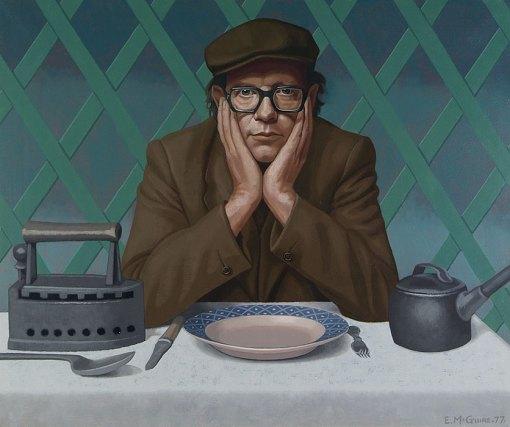 2642-P-E-McGuire-Portrait-of-Anthony-Cronin-1977