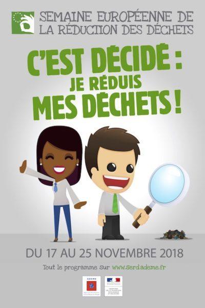 L'affiche de la semaine européenne de réduction des déchets
