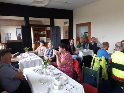 Castlewood farm Tea Room