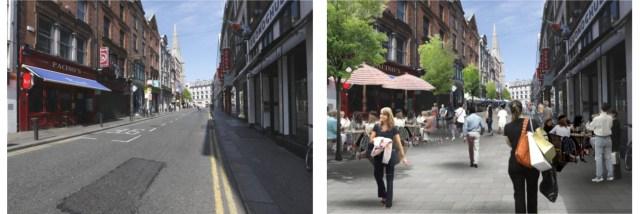 Suffolk Street vs current