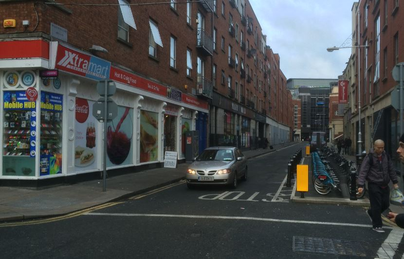Wolf Tone Street Dublin