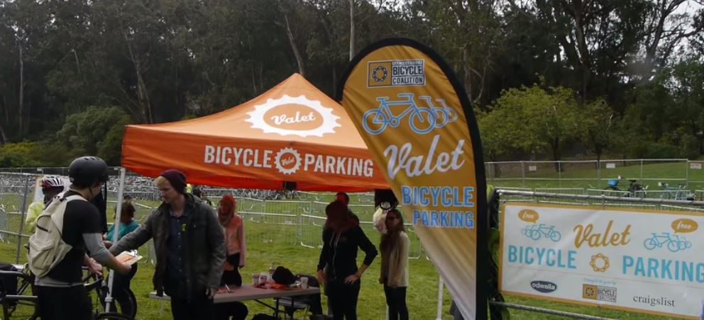 SF bike parking
