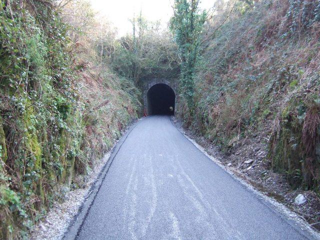 W tunnel