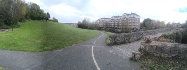 Dodder green area example