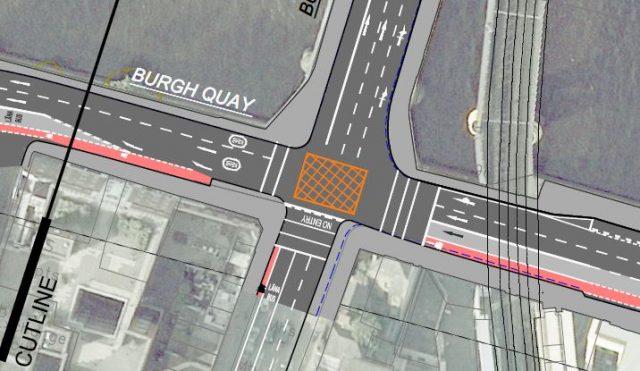Tara Street junction