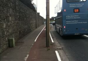 Cycle track 2
