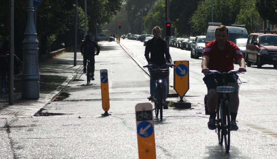 Cyclists A