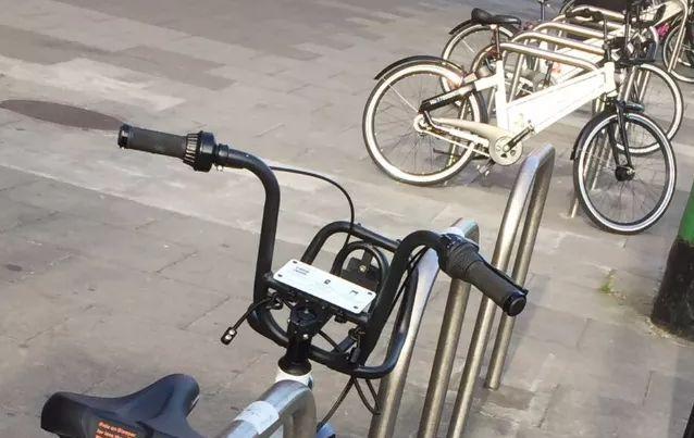 Bleeperbike