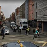 Capel Street before quays