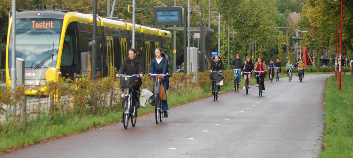 Netherlands not a 'Bicycle Paradise' — shift in thinking needed to follow  Dutch cycling-friendliness -- IrishCycle.com