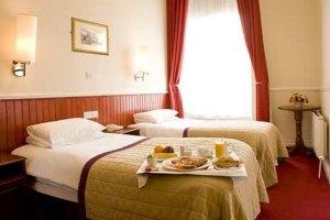 The Lansdowne Hotel - Bedroom Example