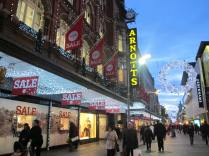 Arnotts - owned by the Irish taxpayer.