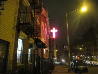 East 11th St & Avenue A