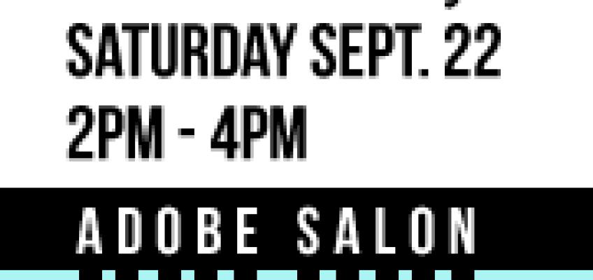 POSTCARD: Adobe Salon