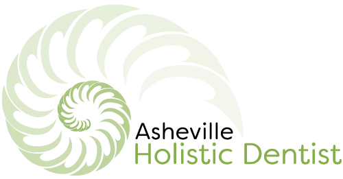 Logo Design Asheville Holistic Dentist by Gary Crossey