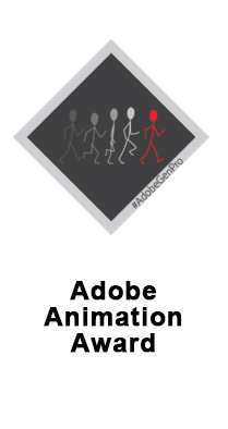 Asheville Adobe Animation Award