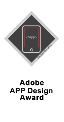 Asheville Adobe App Design Award