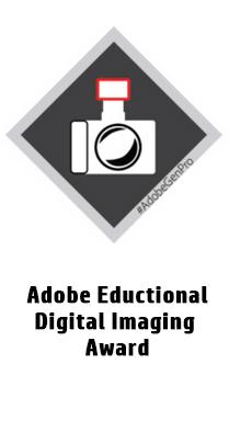 Asheville Graphic Design Award from Adobe