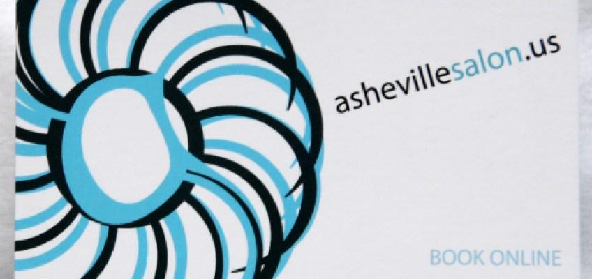 BUSINESS CARD: Asheville
