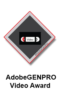 Asheville Video Editing Award from Adobe Education