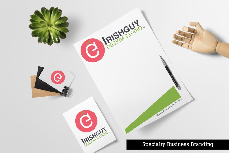 Asheville Speciality Business Branding and Logo Design