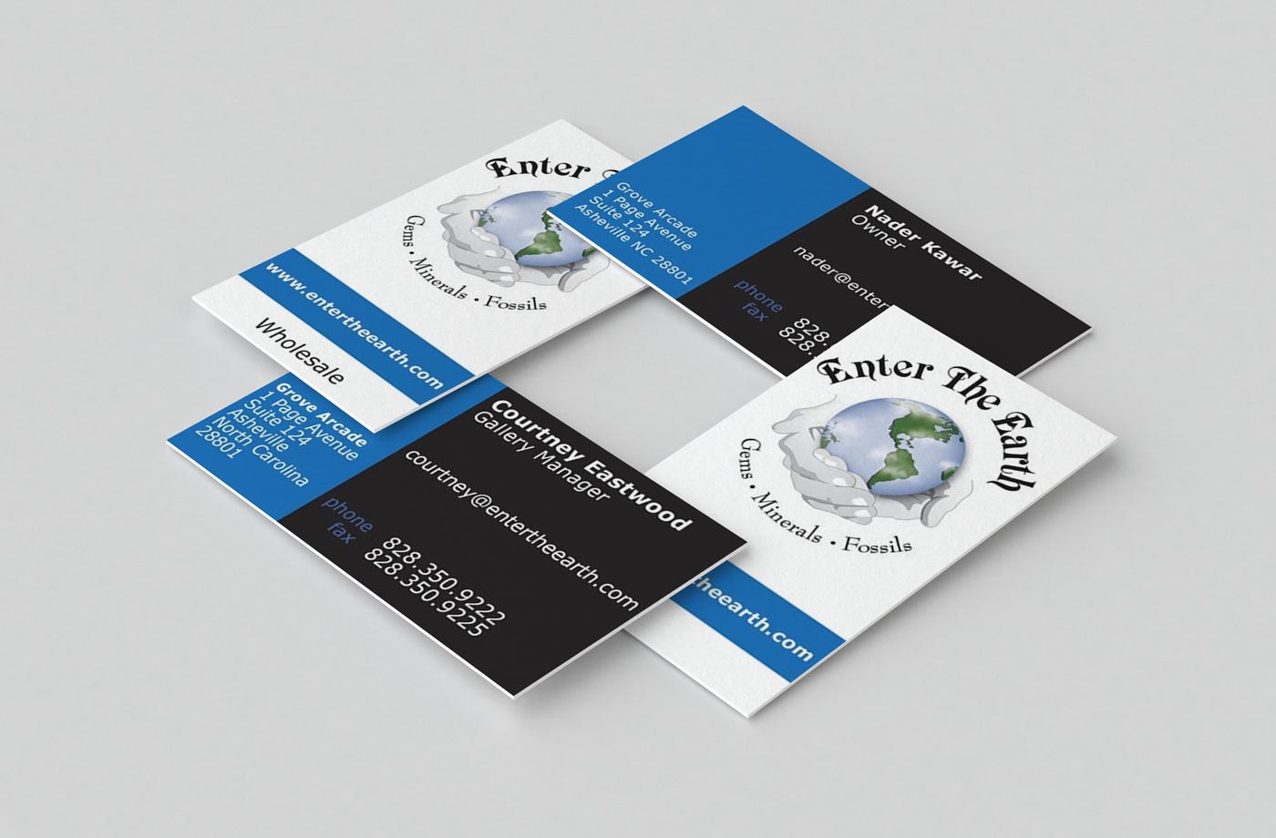 Business card design asheville retail irishguy design studio business card design asheville retail colourmoves
