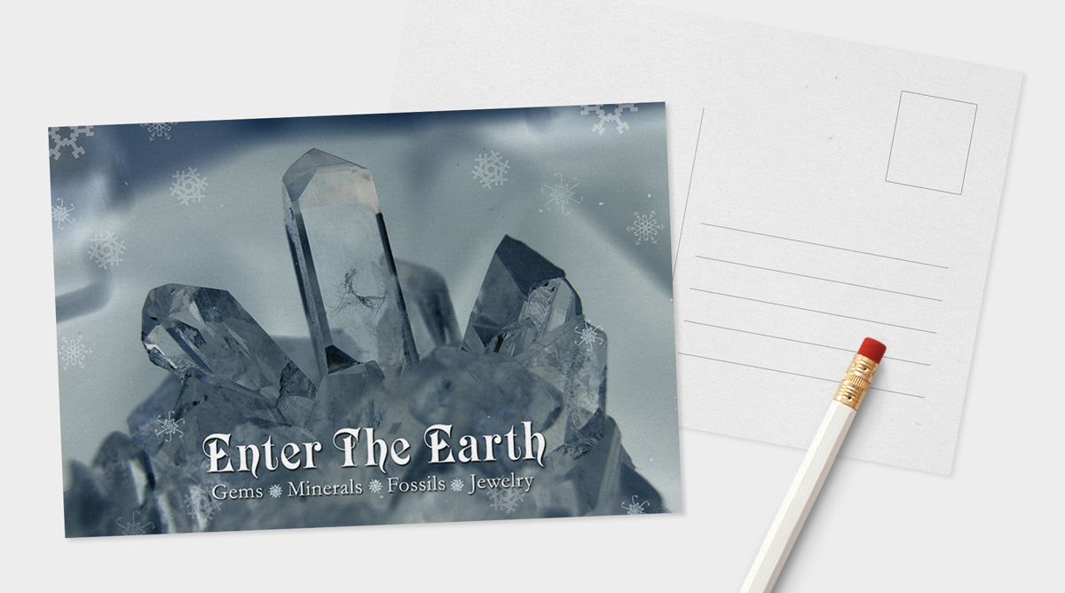 POSTCARD DESIGN Seasonal Promotion