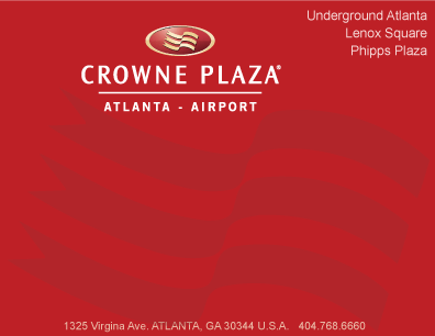 POSTCARDS: Crowne Plaza