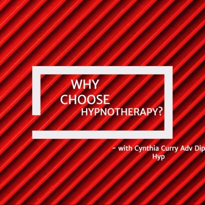 why-choose hypnotherapy
