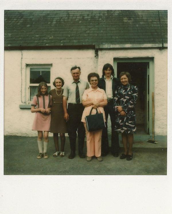 Family Ties | The Irish in America