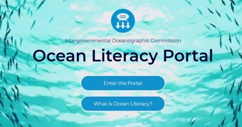 Ocean Literacy Portal