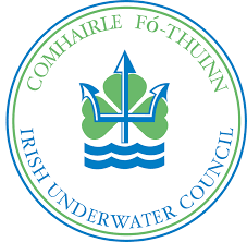 Irish Underwater Diving Logo