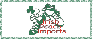 Irish Peach Logo