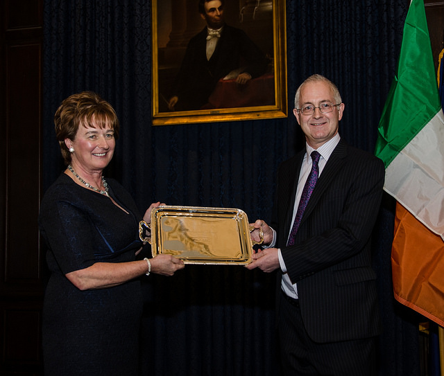 Irish American Business Chamber Honors Northern Irish